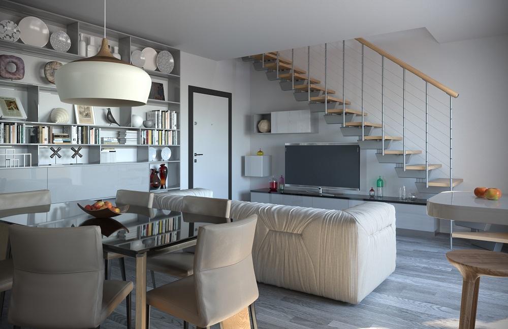 living appartamento 12