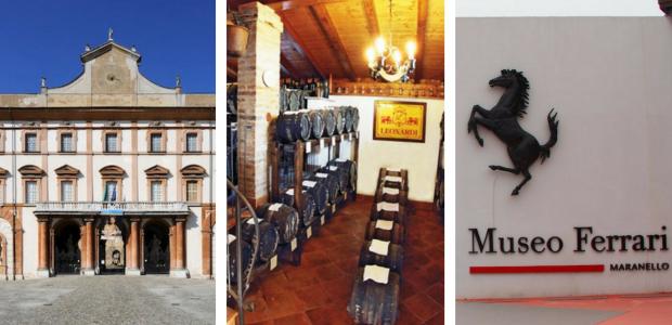 Tradizioni ed eccellenze del Modenese: storia, gusto e Ferrari