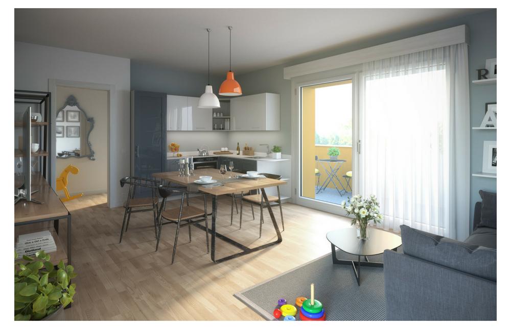 interno appartamento 12