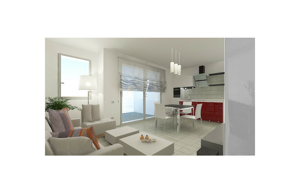 soggiorno appartamento 16 vista 1