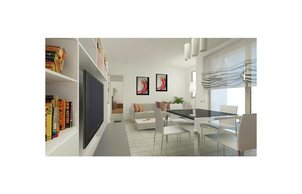 soggiorno appartamento 16 vista 2
