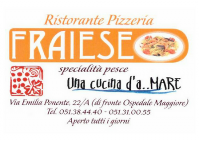 Pizzeria Fraiese