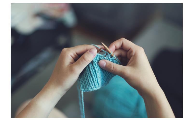 iniziative soci ansaloni corso di maglia ricamo cucito uncinetto