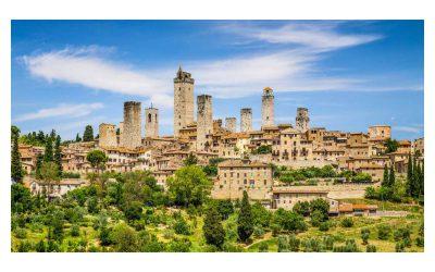 San Gimignano e Volterra