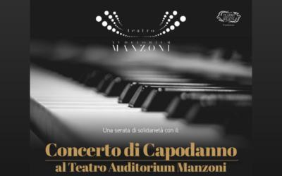 Concerto di Capodanno al Teatro Manzoni