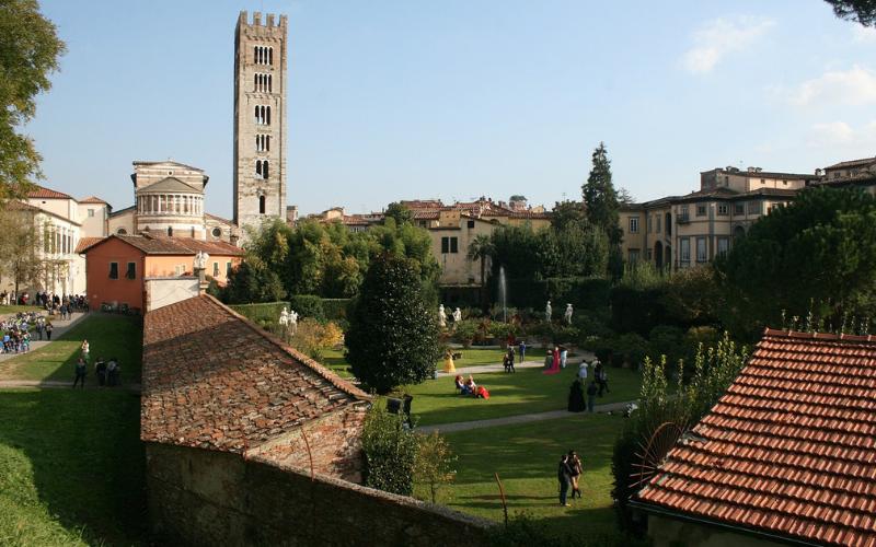 Lucca e Villa Torrigiani