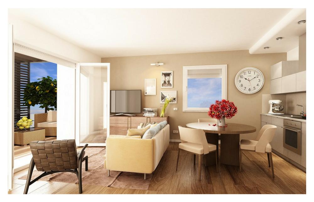 interno appartamento 7 - edifico b