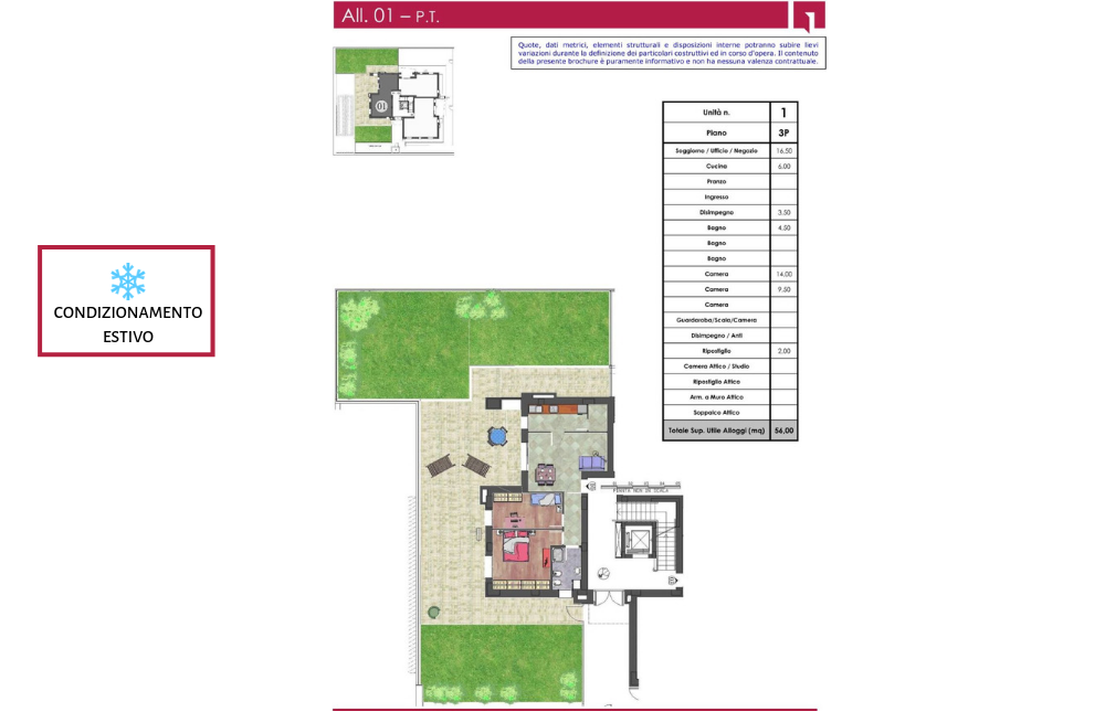 Ozzano dell'Emilia appartamento 1 – Via Iotti – OZ8
