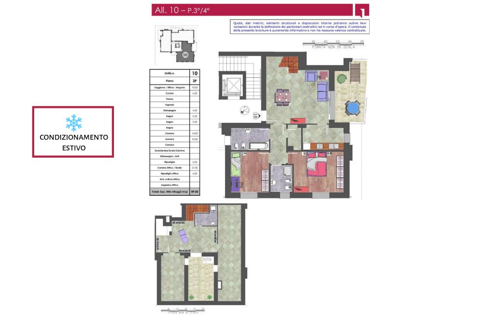 Ozzano dell'Emilia appartamento 10 – Via Iotti – OZ8