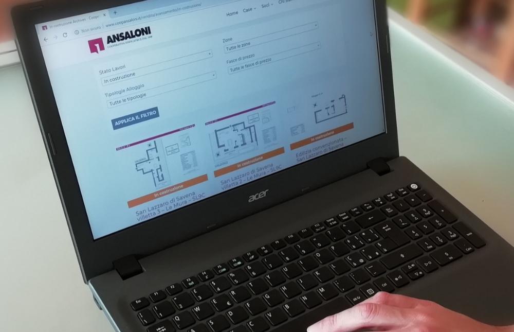 Ricerca mirata e più dettagli per i singoli alloggi: le novità sul nostro sito
