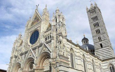 Monteriggioni e Siena