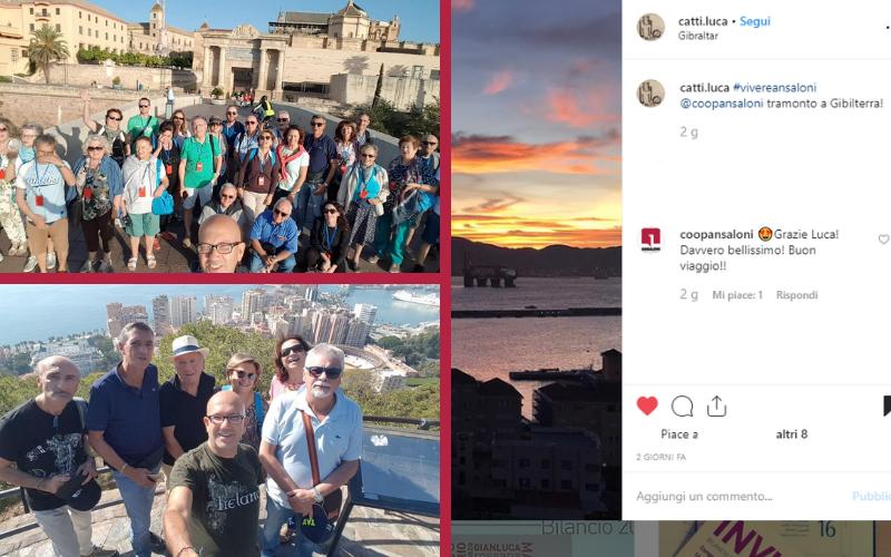 Andalusia: il nostro album di viaggio è social!