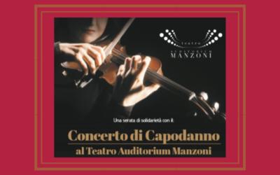 Concerto di Capodanno 2019 al Teatro Manzoni