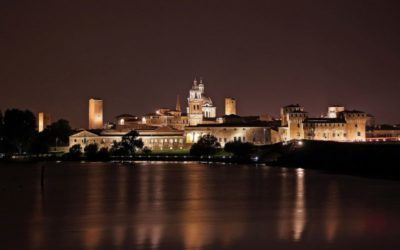 In navigazione dal Po al Mincio con visita a Mantova