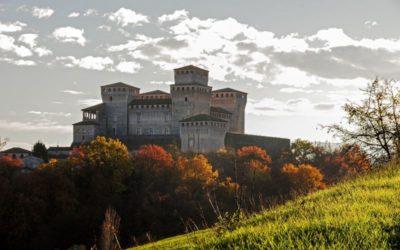 Il Castello di Torrechiara e la Reggia di Colorno