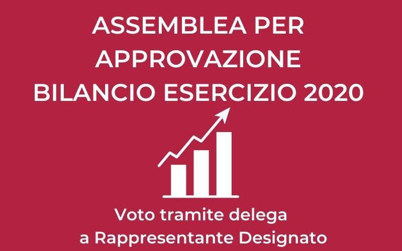 Assemblea di Bilancio 2020