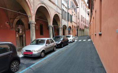 Ansaloni debutta in centro storico a Bologna